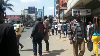 Download 30 Minute Walk in Nairobi, Kenya Video