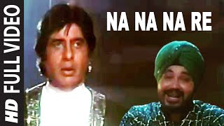 Download Na Na Na Re Full HD Song | Mrityudaata | Amitabh Bachchan, Daler Mehandi Video
