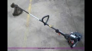 Download will it run ? craftsman string trimmer from the free pile. Video