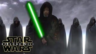 Download Star Wars Episode 8 (VIII) Luke Skywalker & Knights Of Ren SPOILERS Video
