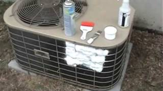 Download Cleaning Air Conditioner Coils Video
