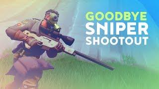 Download GOODBYE SNIPER SHOOTOUT! (Fortnite Battle Royale) Video