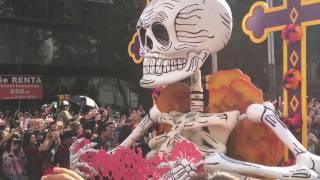 Download Desfile ″Día De Muertos″ 2016 CDMX Video