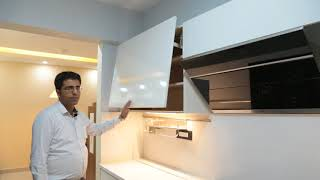 Download White Handleless Kitchen powered by Hafele/Blum & Hettich from Interazzo Video