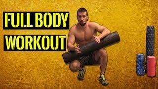 Download Foam Roller Exercises & Workouts for Back, Legs, Shoulders & Neck Video