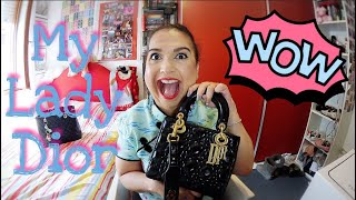 Download ❤ MY LADY DIOR BAG!!! Video