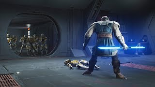 Download Order 66 Scene - Star Wars Jedi Fallen Order Video