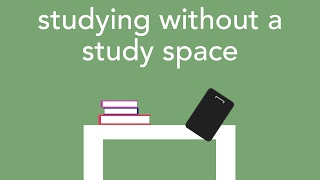 Download studying without a study space Video