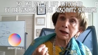 Download This inspiring story of Auschwitz' survivor Dr. Edith Eger just brought us to tears. Video