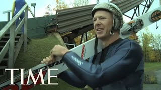 Download Ski Jumping | How They Train | TIME Video