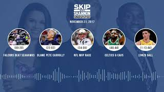 Download UNDISPUTED Audio Podcast (11.21.17) with Skip Bayless, Shannon Sharpe, Joy Taylor | UNDISPUTED Video