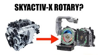 Download The Holy Grail Of Rotary Engines - SkyActiv-X Video