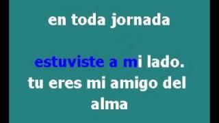 Download AMIGO DE ROBERTO CARLOS [PARA MI HERMANO BARCO] Video