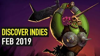 Download Top 15 Indie Games from #DiscoverIndies February 2019 Video