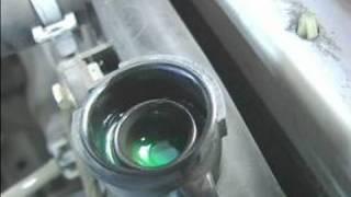 Download Basic Car Care & Maintenance : Checking Car Radiator Coolant Level Video