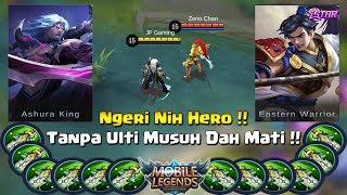 Download MARTIS vs ZILONG || FULL BLADE OF DESPAIR || Duel Fighter Terkuat Jaman Now (Mobile Legends) Video