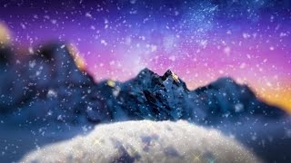 Download Winter Wonderland White Noise | Holiday Sounds for Relaxing, Studying, Sleep | 10 Hr Christmas Music Video