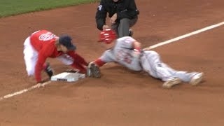 Download Trout confident of replay after crafty slide Video