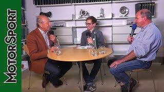 Download Jo Ramírez: Motor Sport magazine podcast Video