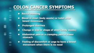 Download About Colon Cancer Video