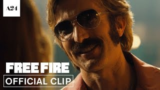 Download Free Fire | Introductions | Official Clip HD | A24 Video