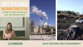 Download Gesellschaftliche Akzeptanz der Forst- und Holzwirtschaft Video