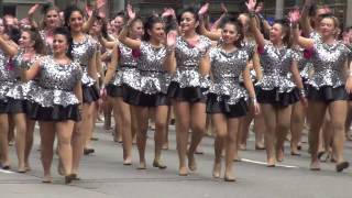Download Macys Thanksgiving day parade 2016, spirit of america dancers 2016 Video