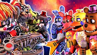 Download [SFM FNAF UCN] Rockstar VS. Salvaged Video