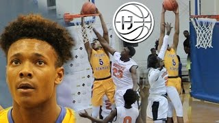 Download Scottie Barnes Catches 2 BODIES in One Game! KJ Fitzgerald gets Shifty! Video