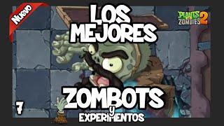 Download Los 7 Mejores Zombots Y Experimentos Creados Por El Dr. Zomboss - Pvz 2 Video