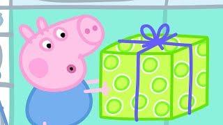 Download Peppa Pig En Español - ¡Feliz cumpleaños, George! - Capitulos Completos - Pepa la cerdita Video