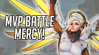 Download Overwatch: Who Needs Support? MVP Battle Mercy Gameplay! Video