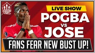 Download Is Paul Pogba or Jose Mourinho More Important to Manchester United? MUFC News Now Video