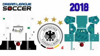Download แจกชุดดรีมลีกทีมชาติเยอรมนี 2018 [GERMANY] 2018 Video