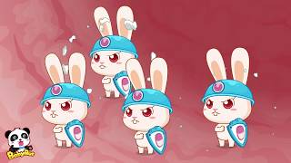 Download Super Rabbit Momo Rescue Team | Animation Collection For Babies | BabyBus Video