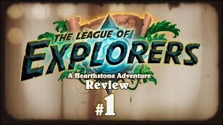 Download Hearthstone: The League of Explorers Review - Part 1 - Neutrals Video