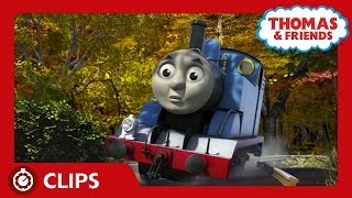 Download Thomas Gets Stuck in the Mud While Helping Hiro | Clips | Thomas & Friends Video