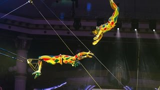 Download Flying Trapeze ''Heroes''-15th Moscow International Circus Festival 2016. Video