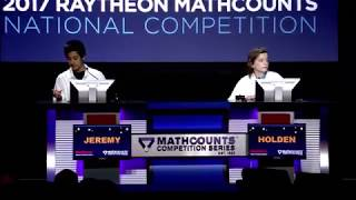 Download 2017 Raytheon MATHCOUNTS National Competition Video