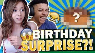 Download BIRTHDAY SURPRISE ?! I CAN'T BELIEVE HE DID THIS! Fortnite ft. TSM MYTH! Video