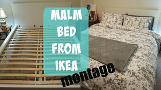 Download MY NEW BED! | IKEA Malm Bed Montage | Hana Belle Vlogs Video