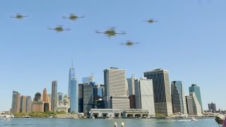 Download 60mph Drone Racing in NYC! Video
