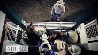 Download 360° video: Immerse yourself in the life of a bronc rider Video