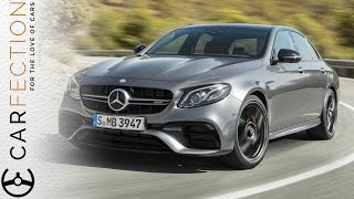 Download Mercedes-AMG E63 S: AWD AMG, WTF? - Carfection Video