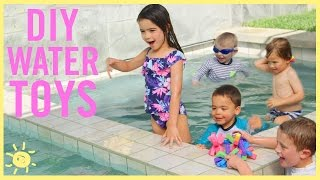 Download DIY | Water Toys! Video