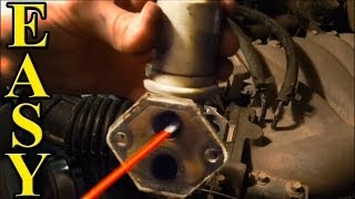 Download How To Fix A Car That Idles Poorly (Clean the IAC) Video