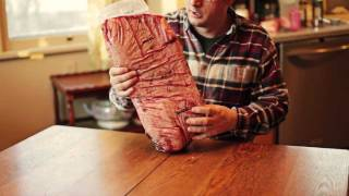 Download How to Make Home Cured Corned Beef - Part 1 Video