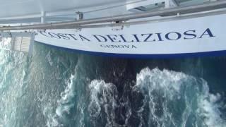 Download Costa Deliziosa verlässt Mykonos Video