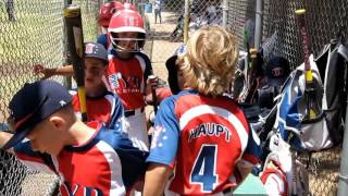 Download SYB 7U All Stars Memorial Day USSSA State Champion Tournament Christian Haupt cathy-byrd Video