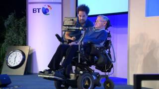 Download Professor Stephen Hawking speaks at Headway Suffolk's conference Video